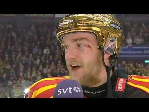 Brynäs sm guld 2012: Mattias Ekholm