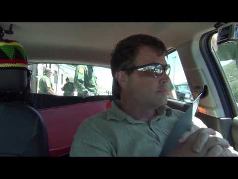 Interstate 8 Freeway, Warrantless Weapon Search in Pine Valley, CA, U.S. Border Patrol Checkpoint