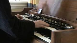 Adrian Rose Hammond organ B 3000 demonstration