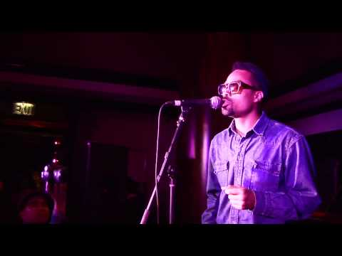 Bilal - Lord Don't Let It - Live In San Jose