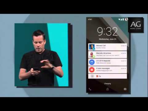 Google IO 2014 Keynote Live Stream -  Android Lollipop 5.0 Preview