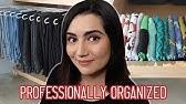 I Got My Closet Professionally Organized