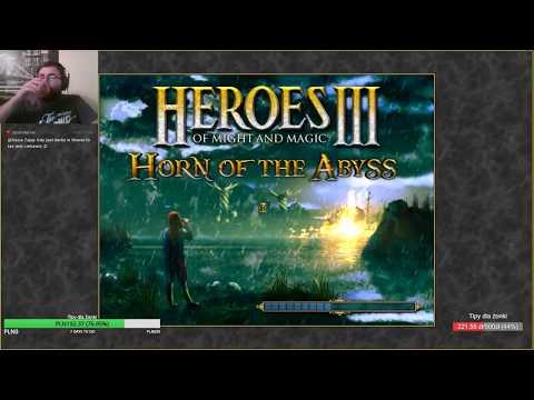 Heroes 3 HotA: 200% GUNNAR 1 hero challenge vs 200% (new laptop)