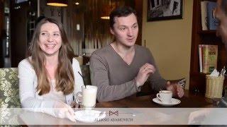 Как это было...? Свадьба Людмилы и Виталия (18.04.15г.)