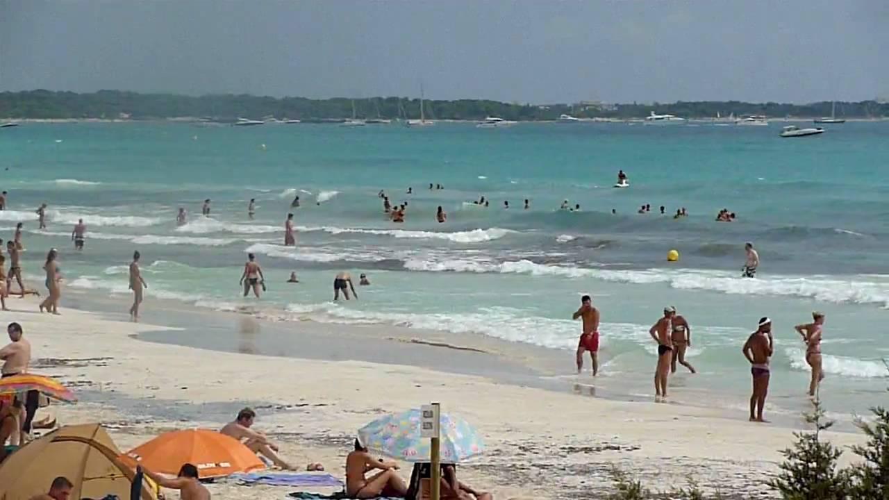 Playa es trenc - YouTube