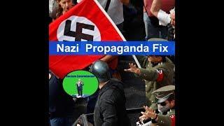 How can schools eliminate student Nazi propaganda?