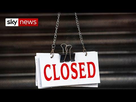 Coronavirus: Redundancies in the UK jobs market begin to surge due to the pandemic