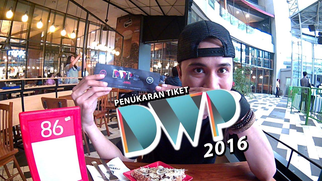 Djakarta Warehouse Project 2016 Penukaran Tiket Dwp Youtube 2017 2 Day Pass