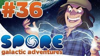 Spore: Galactic Adventures Gameplay/Walkthrough | Part 36