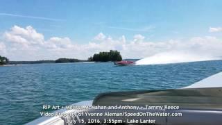 Lake Lanier 388 Skater
