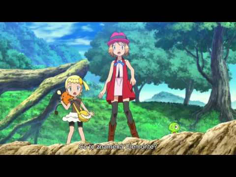 Pokémon film 19 - VOLCANION A MECHANICKÝ ZÀZRAK CZ Titulky