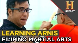 Learning Arnis, Filipino Martial Arts In Cebu | Ride N' Seek Philippines S4