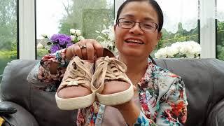โคตรโชคดี! ซื้อแหวนเพชร 200 บาท#แถมซื้อรองเท้า MK ราคาถูกมากกกก