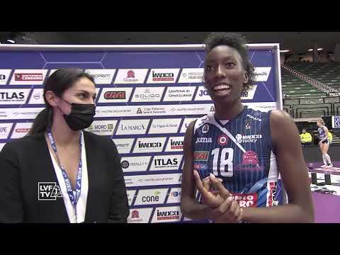 Conegliano - Chieri | Speciale | 13^Giornata Campionato | Lega Volley Femminile 2020/21