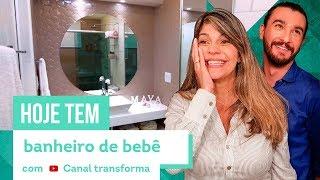 Banheiro de bebê: decoração para criança pequena - com Beto Siqueira