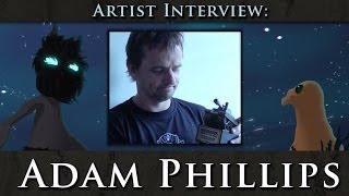 Gambar cover Artist Interview: Adam Phillips (Chluaid)