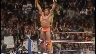 Ultimate Warrior Custom Entrance Video