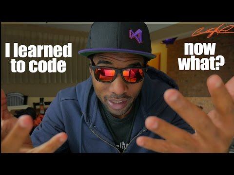 I learned to code in HTML, CSS, and JavaScript, now what do i do? What to do when you know code
