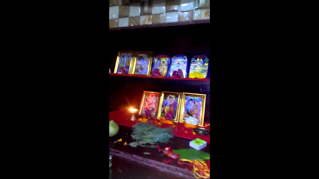 Maha Shivratri Puja in my home - YouTube