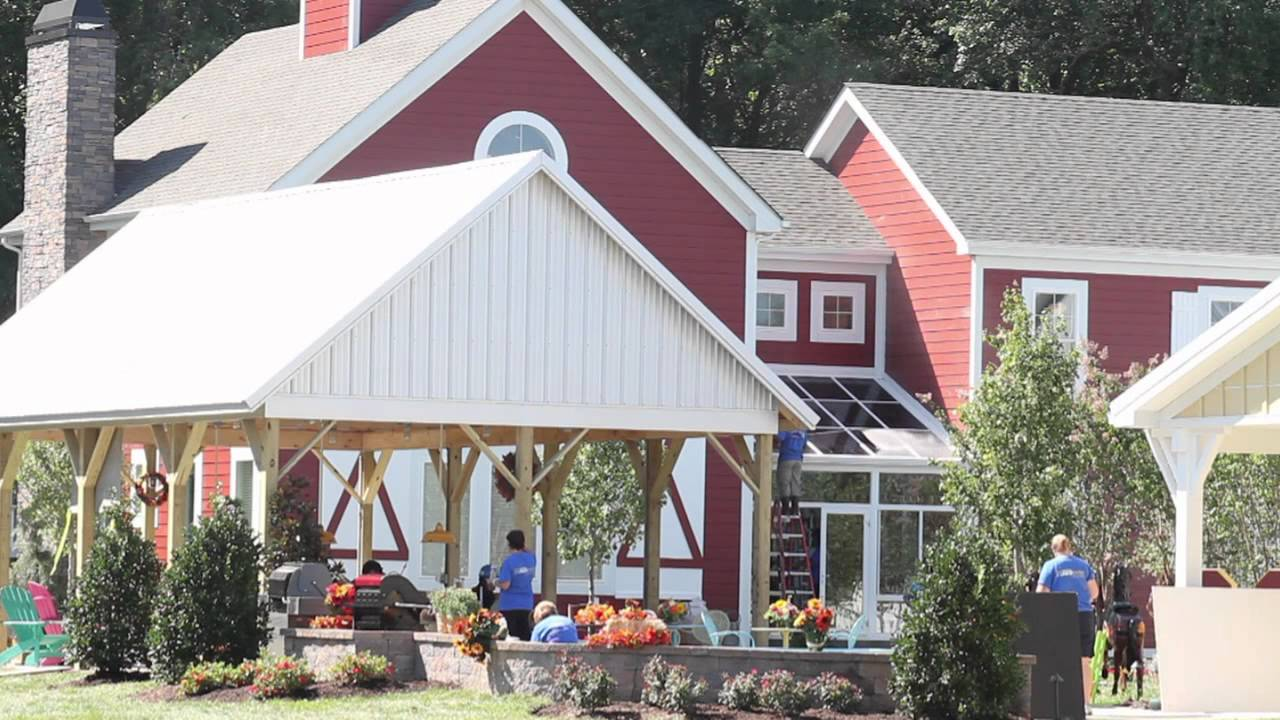 Extreme Makeover home revealed to Lewes family [Delaware Online News Video]