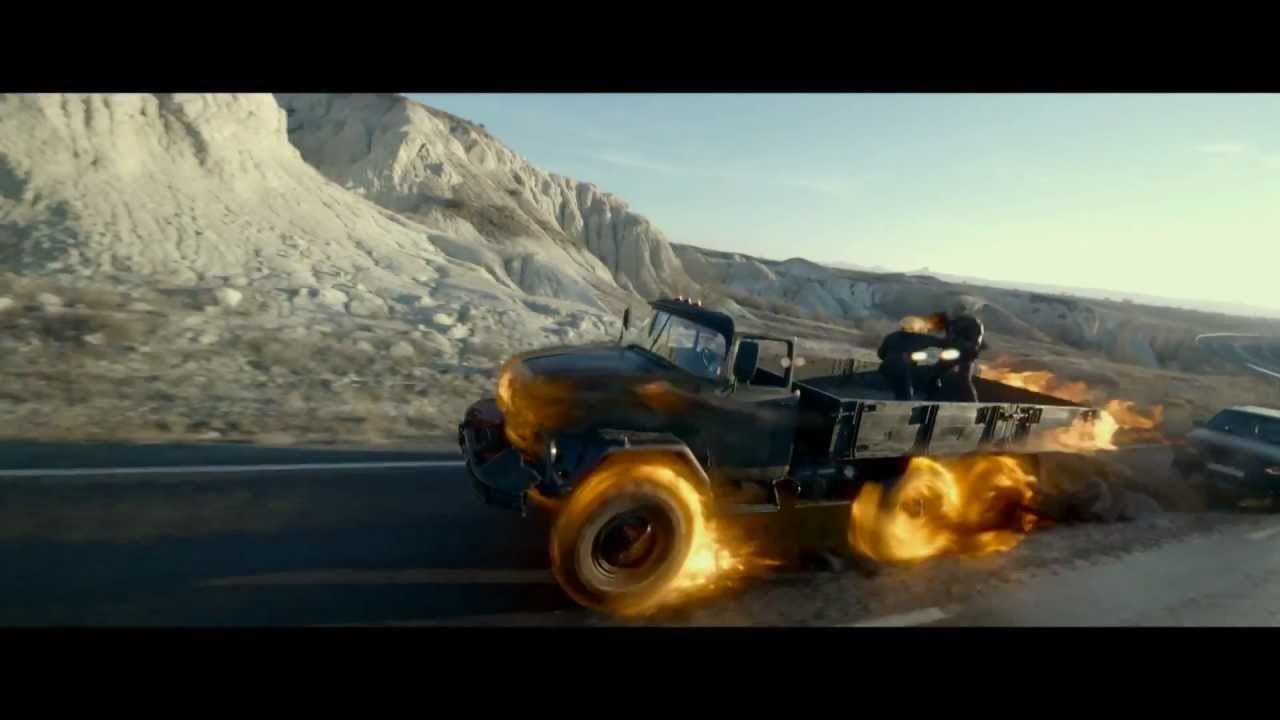 Ghost Rider 2: Spirit of vengeance - Roadkill