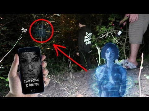 We Found Her... We Hunted Siri Down At 3 Am