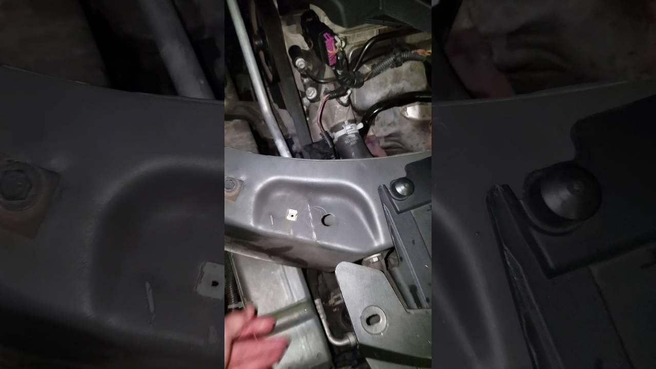 2007 Pontiac G6 3 5 V6 Thermostat