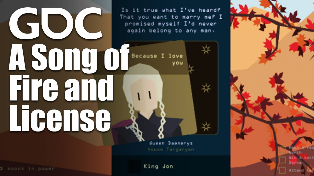 Reigns: Game of Thrones: A Song of Fire and License - Welcome