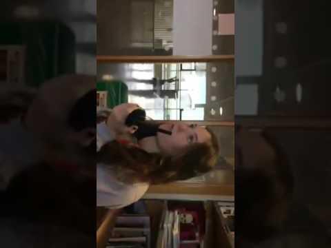 Sending radio check - Ellie Thorneycroft Recieving radio check - Rachel grieve