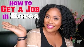 How to Get a Teaching Job in Korea | Requirements & Tips