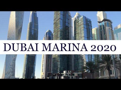 DUBAI MARINA Walk October 2020 Emirates Today. Dubai Vlog – Virtual Tour Отдых в Дубай октябрь 2020