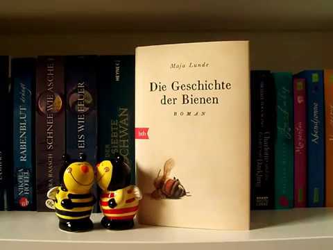 Die Geschichte der Bienen YouTube Hörbuch Trailer auf Deutsch