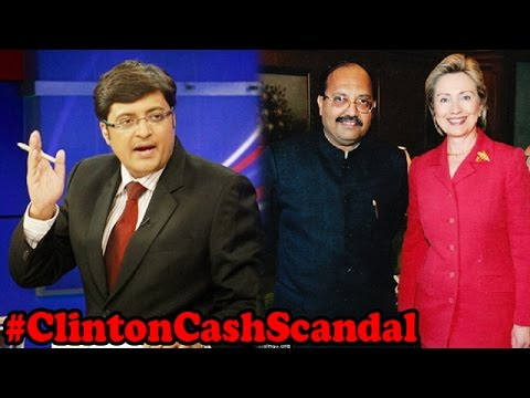Indian cash in U.S. scandal : The Newshour Debate (30th April 2015)