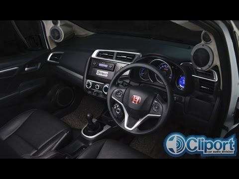 Audio Mobil Honda Jazz Sound Quality By Cliport-Audio Bandung Expertise In Car Audio