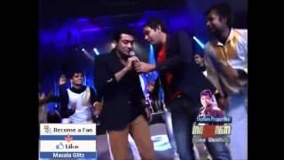 Surya Performs LIVE With Singer Karthik - ( Ava Enna Enna Thedi Vantha Anjala )