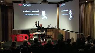 Music performance by Boštjan Gombač   Boštjan Gombač   TEDxParkTivoliED