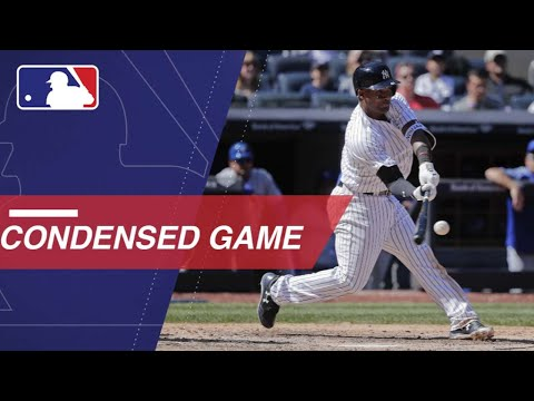 Condensed Game: TOR@NYY - 4/21/18
