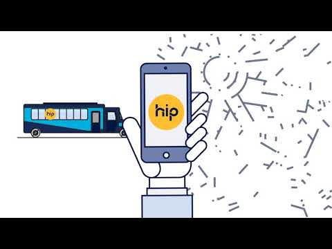 Hip Ride Hip Bus Daily Love Your Commute Google Play Ko