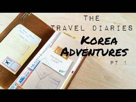 The Travel Diaries- Korea Adventures (pt 1)