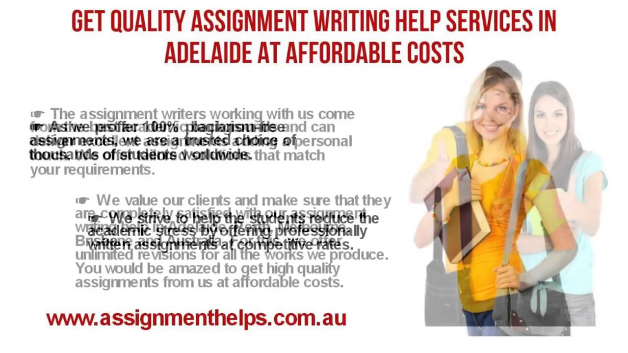 Assignment helps