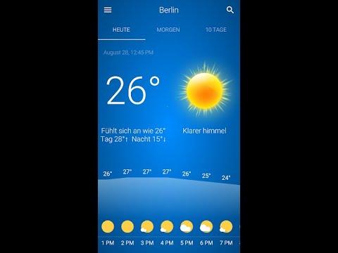 Wetter Aktueller Standort