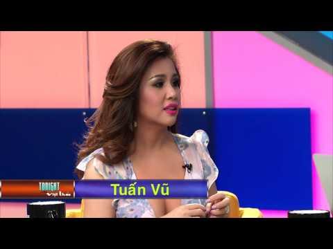 """MC VIET THAO- Teaser MINH TUYẾT in """"TONIGHT WITH VIET THAO"""" on VFTV 2076."""