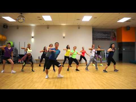 ZUMBA Major Lazer and DJ Snake -Lean on
