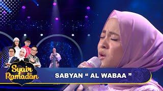 Download Lagu Al Wabaa - Sabyan   Syair Ramadan GTV mp3