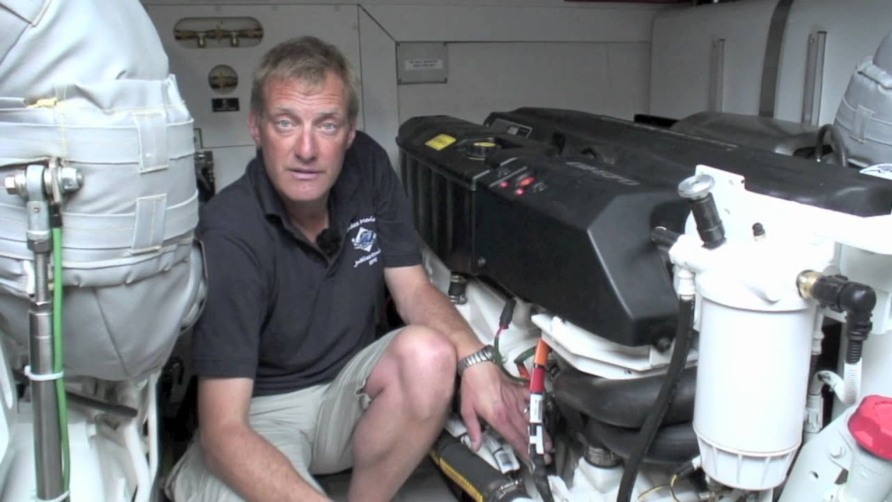 Motor Boat & Yachting's boat skills: engine overheat