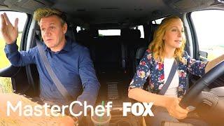 Gordon Ramsay And Christina Tosi Get Lost | Season 7 Ep. 18 | MASTERCHEF