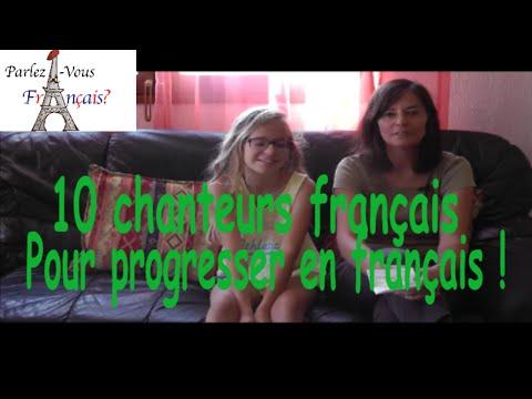 Apprenez le français avec la chanson française