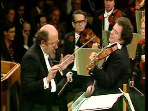 itzhak perlman/prokofiev violin concerto no. 1