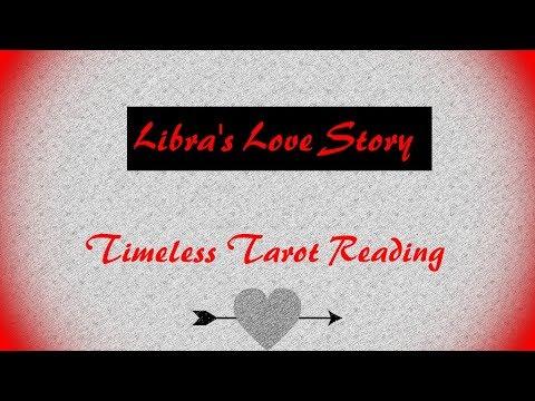 Libra **Love Story** Tarot Reading