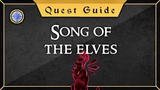 [Quest guide] Song of the Elves